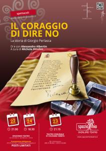 il coraggio di dire no - la storia di Giorgio Perlasca