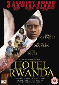 Hotel Rwanda, Terry Gorge,