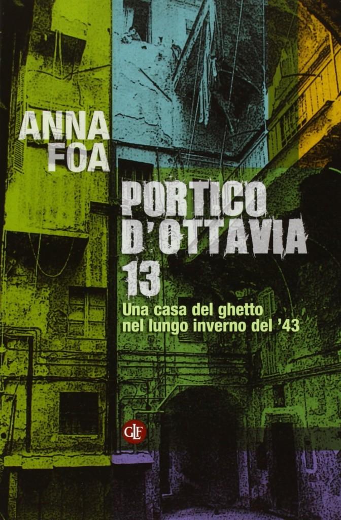 Anna Foa, Portico d'Ottavia 13, Editori Laterza