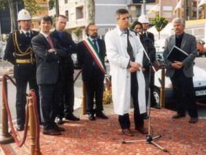 2000, aprile Roma