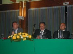 2002, 28 maggio Ragusa Franco, Saverio Albo e Luca Zingaretti