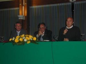 Luca Zingaretti, Saverio Albo e Franco