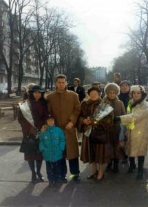 1993, 22.2. budapest Szent Isztan Park (2)