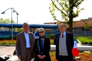 inaugurazione piazzale Giorgio Perlasca a San Lazzaro di Savena (2)