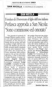 inaugurazione piazza Giorgio Perlasca San Nicola la Strada (ce) (1)