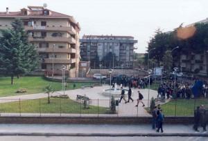 san nicola la strada (ce) piazza Giorgio Perlasca (1)