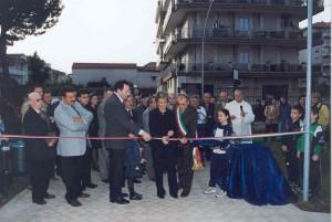 san nicola la strada (ce) piazza Giorgio Perlasca (2)