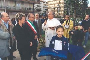 san nicola la strada (ce) piazza Giorgio Perlasca (3)