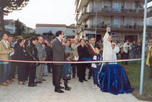 san nicola la strada (ce) piazza Giorgio Perlasca (6)