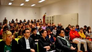 Bolzano, inaugurazione Aula Magna a Giorgio Perlasca scuola Dante Alighieri (1)