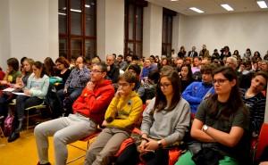 Bolzano, inaugurazione Aula Magna a Giorgio Perlasca scuola Dante Alighieri (11)