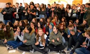 Bolzano, inaugurazione Aula Magna a Giorgio Perlasca scuola Dante Alighieri (2)