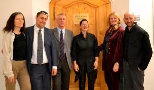 Bolzano, inaugurazione Aula Magna a Giorgio Perlasca scuola Dante Alighieri (4)