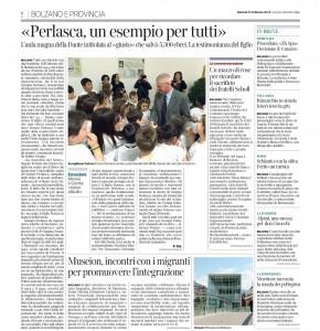 Bolzano, inaugurazione Aula Magna a Giorgio Perlasca scuola Dante Alighieri (6)